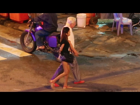 Cambodia Nightlife - Phnom Penh Night Scenes