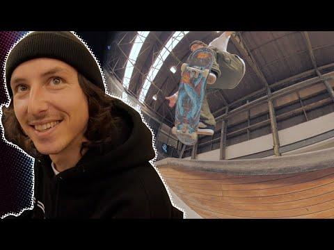 11 & A HALF MINUTES OF TOM ASTA: RAW & UNCUT in Europe! | Santa Cruz Skateboards