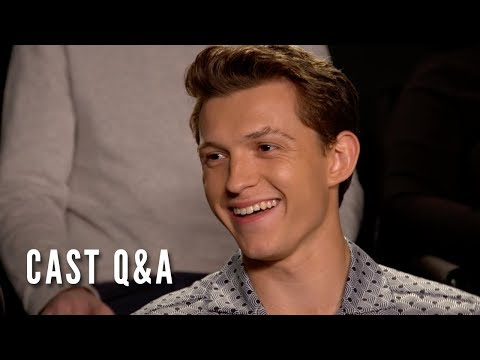 download song SPIDER-MAN: FAR FROM HOME - Cast Q&A free