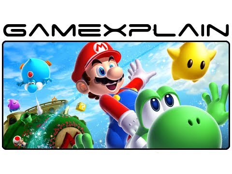 GameXplain: Super Mario Galaxy 2 Video Review