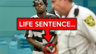 Kodak Black got locked up and is serving LIFE, here's why...