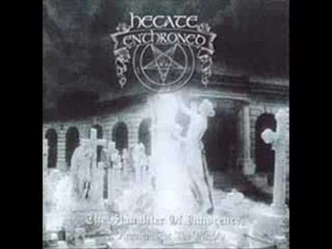 Hecate Enthroned - A Monument For Eternal Martyrdom