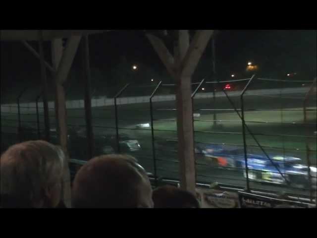 Norman County Raceway 5/24/12 Advantage RV Modifieds 40 Lap Feature