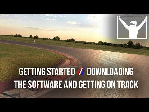 Getting Started // 1. Downloading the Software and Getting On Track