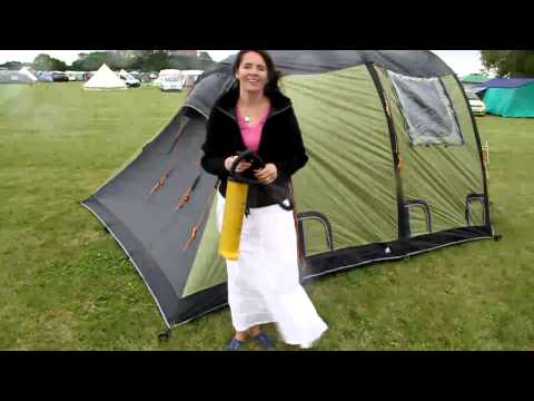 Vango Camping - We Test the Vango AirBeam™