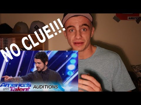 Magician REACTS to MIND READER on America's Got Talent (Colin Cloud)