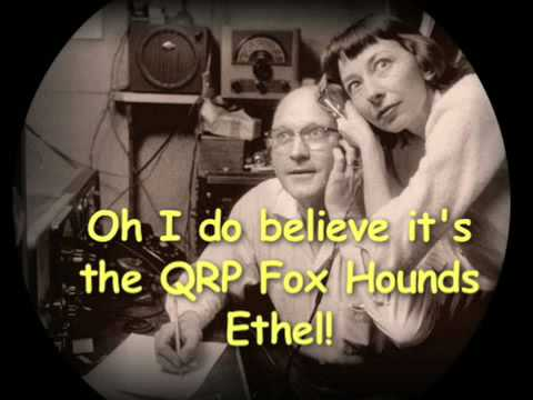 QRP Fox Hunt - intro
