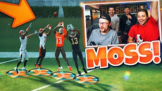 NEW MOSS MINI GAME COMES TO MADDEN 20!! (So much fun!)