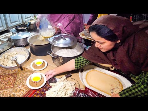 Unique Food in Baltistan - 14 TRADITIONAL DISHES in Skardu | Pakistani Food in Gilgit-Baltistan! thumbnail