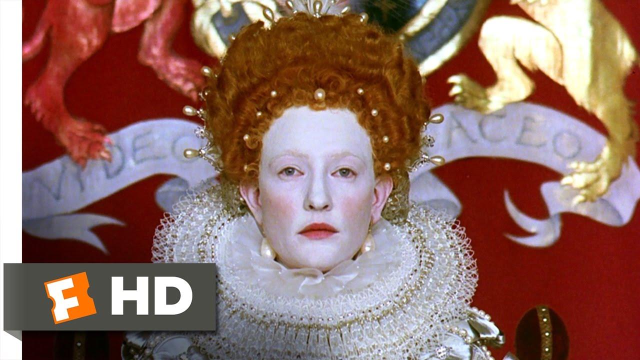 elizabeth 1111 movie clip the virgin queen 1998 hd