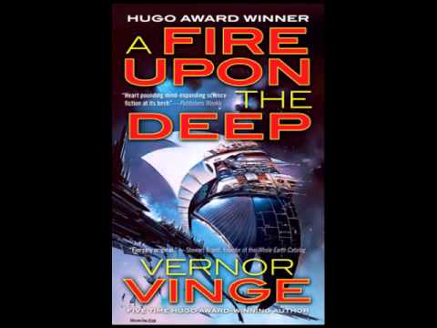 A Fire Upon The Deep by Vernor Vinge--Audio Excerpt