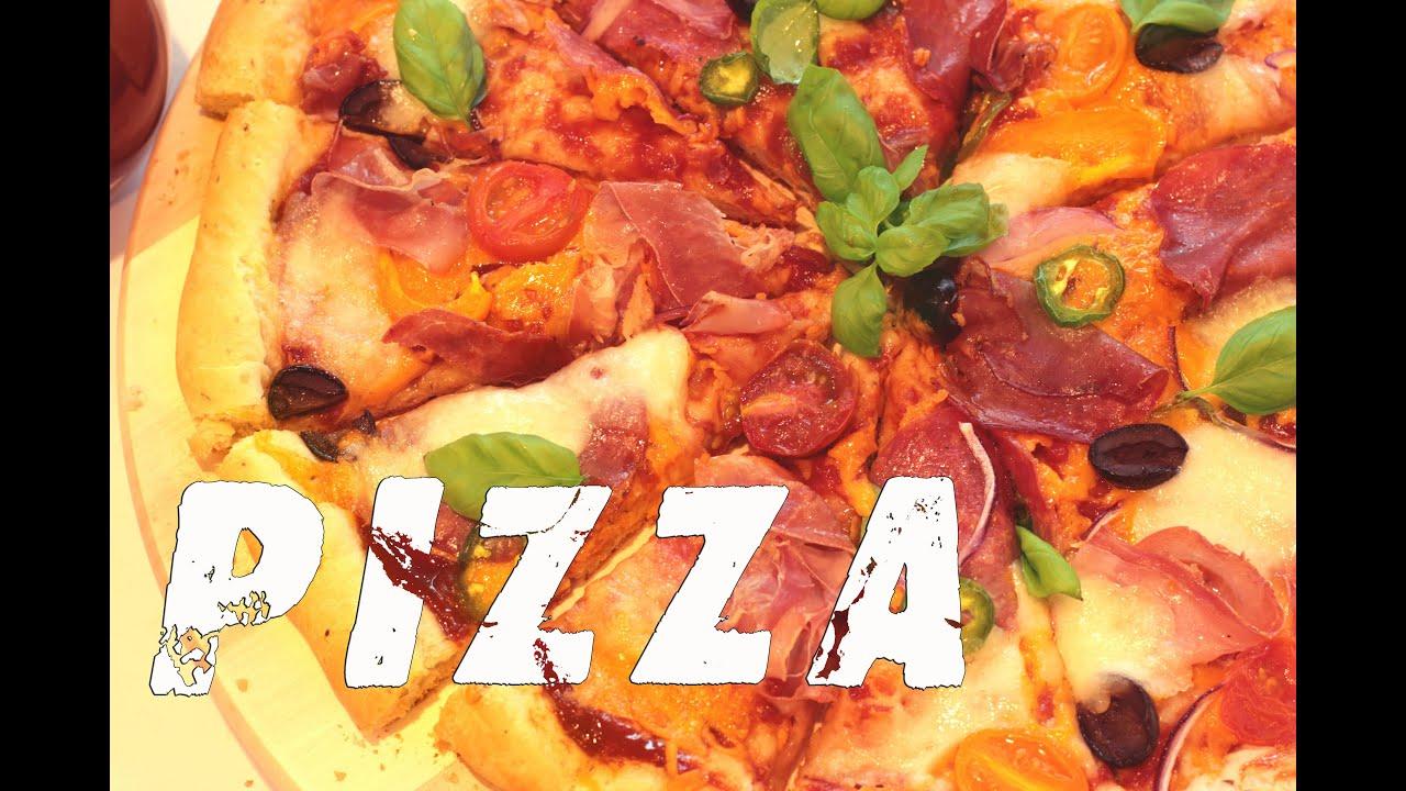 Как сделать пиццу на ютубе 799