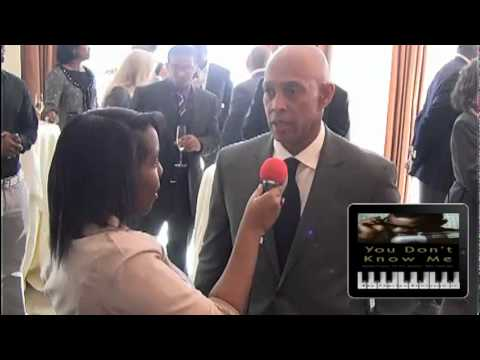 RAY CHARLES ROBINSON JR. 42ND NAACP IMAGE AWARDS NOMINEES LUNCHEON