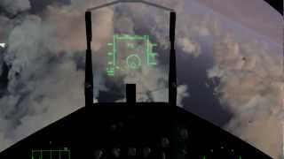 Strike Fighters 2 - F-15A Eagle Intercept - Badger turkey shoot