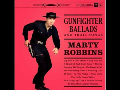Marty Robbins - Theyre Hanging Me Tonight