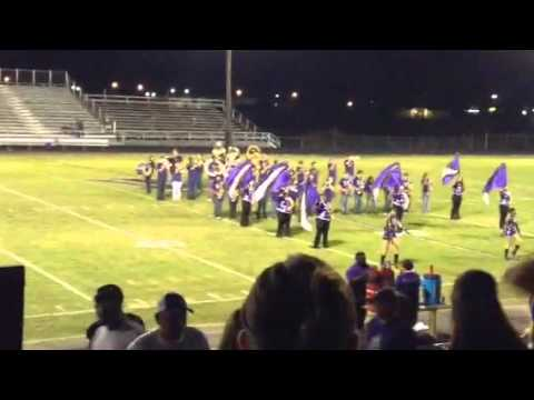North Webster High School Band of Armour