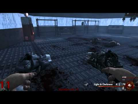 Call of Duty Custom Zombies: RUSSIAN BASE▐ All Generators Repaired Part 2