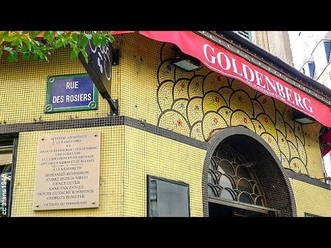 France: Three suspects sought over 1982 Jewish restaurant attack