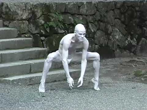 Butoh Dance Performance In Japan video