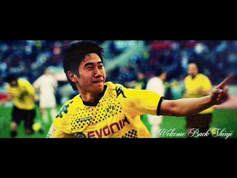 Shinji Kagawa - Welcome Back To Borussia Dortmund - 2014 | 1080p