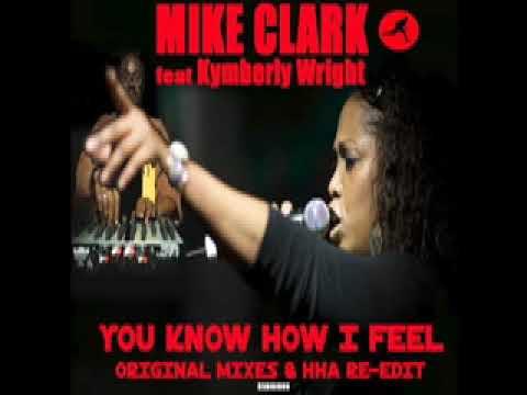 MIKE CLARK feat KIMBERLI WRIGHT
