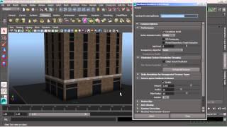 Autodesk Maya 2014 Tutorial | Rendering