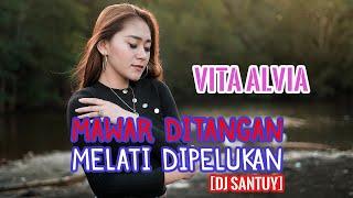 Vita Alvia - MAWAR DITANGAN MELATI DIPELUKAN  DJ Santuy