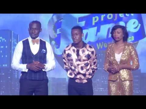 Christian Performs Kiss Your Hand By R2bees Ft Wande Coal | Mtn Project Fame Season 7.0 video