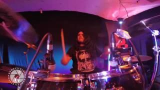 ATOMIC AGGRESSOR Alvaro Llanquitruf - Bloody Ceremonial (Drumcam)