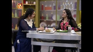 "Annies Kitchen With Famous Film Actress  ""Roma ""