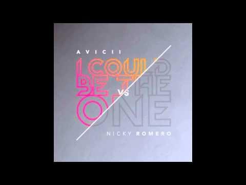 Avicii vs Nicky Romero - I Could Be The One (Nicktim) (Instrumental Mix)