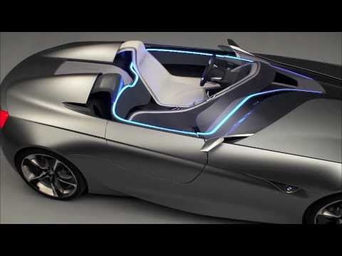 ► BMW Vision ConnectedDrive at Geneva 2011