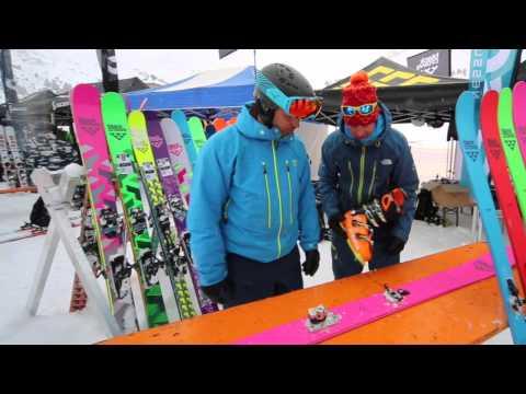InTheSnow Ski Test Review 2015 -  Touring Ski