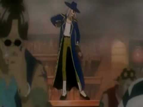 One Piece Jacko Dance