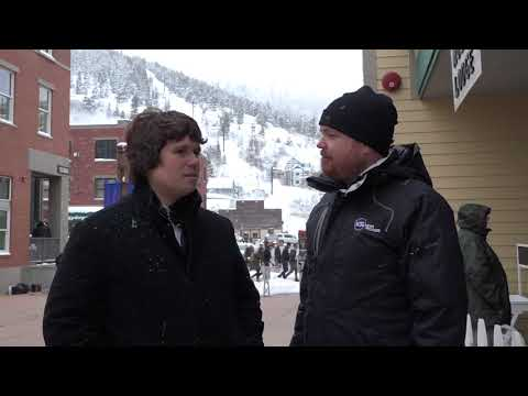 Slamdance: Funny Story's Michael Gallagher