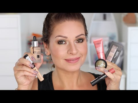 Drogerie Makeup First Impression & Review Trend it up. Catrice. L'Oréal  / Mamacobeauty