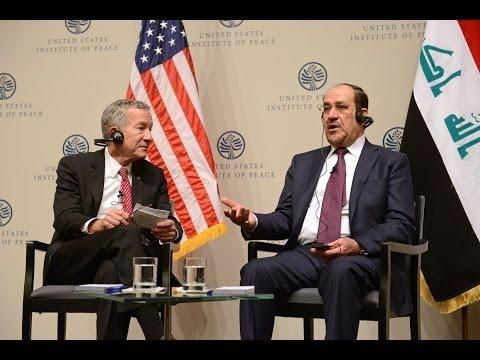 Iraq's Transition: Remarks by Iraqi Prime Minister H.E. Mr. Noori al-Maliki