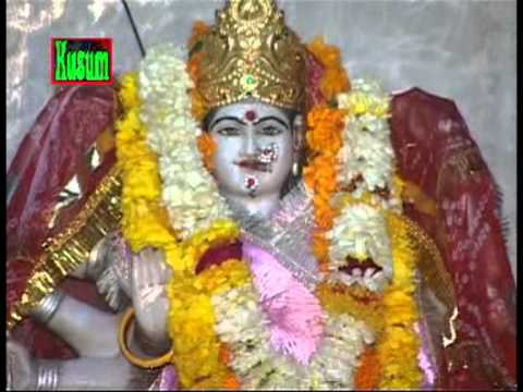 Watch Mata Jagdamba Ke Jaati Mein - Jai ho Durga Maiya - Devotional Rajasthani Song