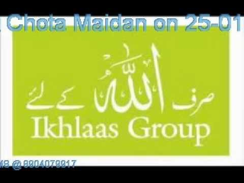 Maulana Syed Salman Hussaini Nadvi Sab Db On 25-01-2013 Chota Maidan.mp4 video