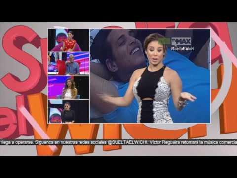 ¡Gladys Brandao, Gaby Garrido y BK en el mismo set! - Parte 1