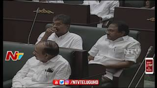 Vemula Veeresham Speech on TS Budget 2018 || Telangana Budget Sessions