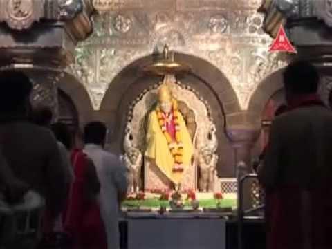 dhup aarti by saibaba mandir pujari shri pramod medhi  in marathi...