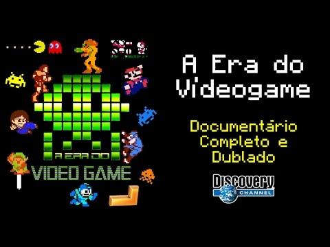 A Era Do Videogame Dublado e Completo