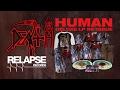 DEATH Human Deluxe Vinyl Reissue Trailer mp3