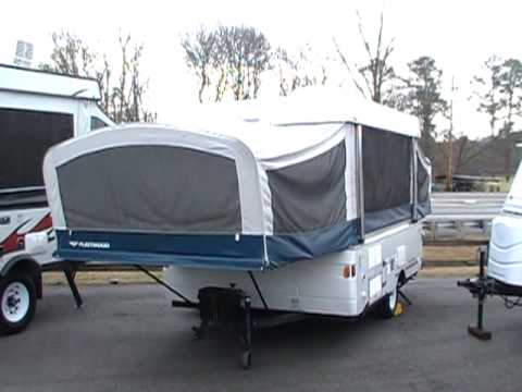 2005 Fleetwood Colonial Pop-up $5995