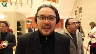 بالفيديو : سامح الشجيع مصر والامارات وطن عربي واحد