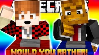 Minecraft FARTING JAZZ MUSIC - Would You Rather?