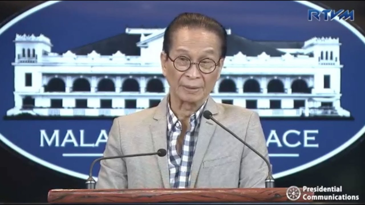 Palace: There might be need to extend martial law if…