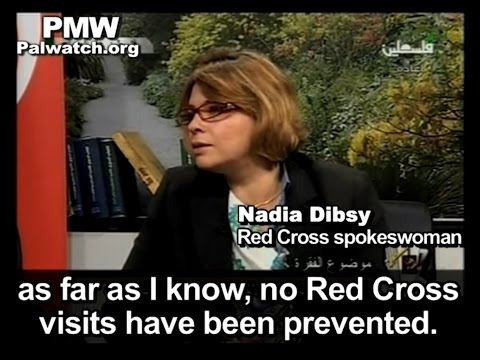 Israel never prevented Red Cross from visiting Palestinian prisoners - Red Cross Spokeswoman