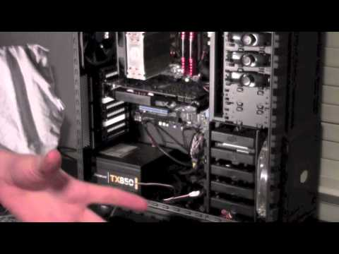 How to install AMD 7950's Crossfire! Full Tutorial